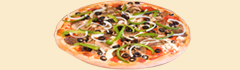 Large: 14 inches - 8 slices